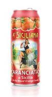 A' SICILIANA ARANCIATA DI SILICIA SICILY BLOOD ORANGE SODA