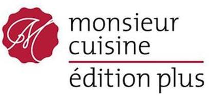MONSIEUR CUISINE ÉDITION PLUS