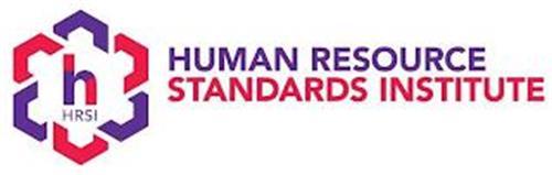 HR HRSI HUMAN RESOURCE STANDARDS INSTITUTE