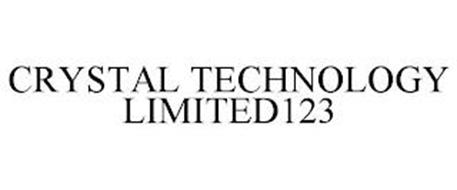 CRYSTAL TECHNOLOGY LIMITED123