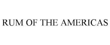 RUM OF THE AMERICAS