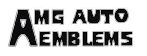 AMG AUTO EMBLEMS