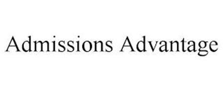 ADMISSIONS ADVANTAGE