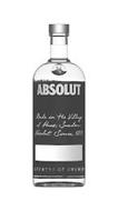 ABSOLUT SINCE 1879 L.O. SMITH ABSOLUT MADE IN THE VILLAGE OF ÅHUS, SWEDEN. ABSOLUT SINCE 1879. COUNTRY OF SWEDEN