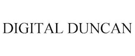 DIGITAL DUNCAN