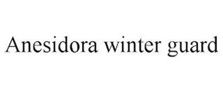 ANESIDORA WINTER GUARD