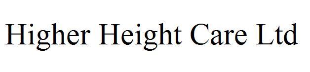 Higher Height Care Ltd