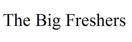 The Big Freshers